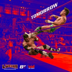 Lucha Underground Preview: Three's a Crowd