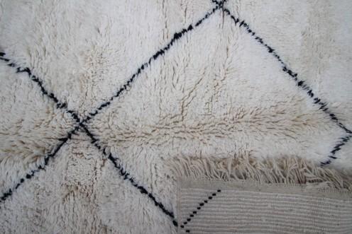 Detail Of Berber Rug