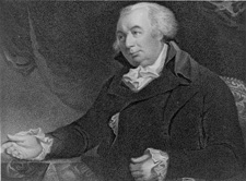 Gouverneur Morris - author of the preamble to the US Constitution
