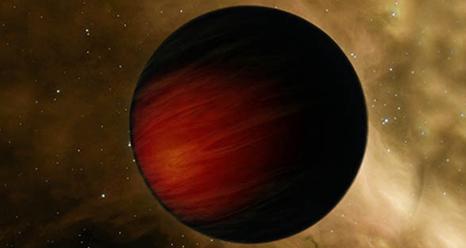 TrES-2b: The Devil's Planet!