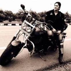 "Veenu Paliwal: Indian ""Girl on a Motorcycle"""
