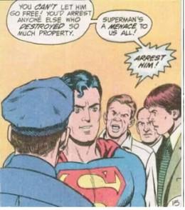 image from: s396.photobucket.com/user/silver-nemsis/media/arrested_zpsa8b078cf.jpg.html ('Endings' Action Comics #556, June 1984)