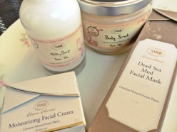 Perfect Mother's Day gift: luxurious bath products made in Israel by Sabon