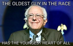 Bernie Sanders - Younger Than You Think