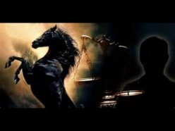 Elijah is Coming! & The Black Horse of Revelation & Two Witnesses!