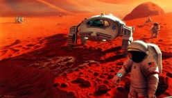 How Humans Will Live on Mars