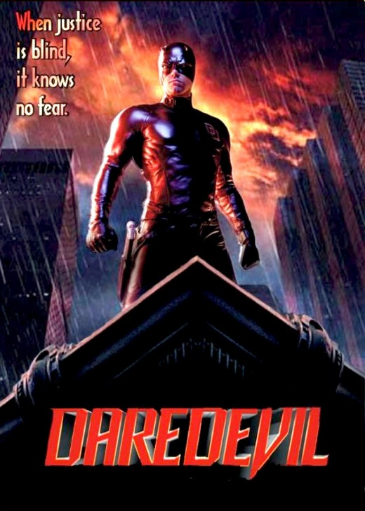 "Promotional poster for ""Daredevil"""