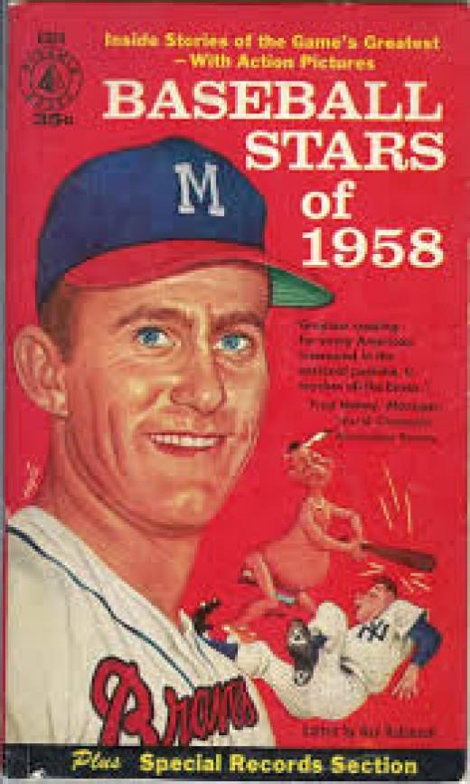 Baseball paperback.