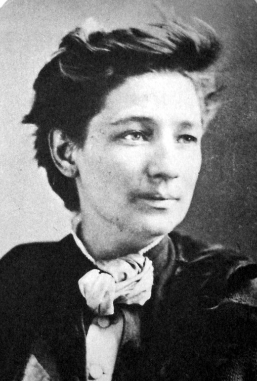 Image Victoria Woodhull