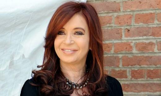 mage Cristina Fernández de Kirchner President of Argentina