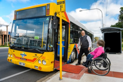 Accessibility on Buses