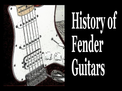 Guitars like the Stratocaster, Telecaster, Jazzmaster and Jaguar have solidified Fender's place in music history.