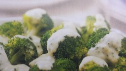 The Fresh Broccoli Spears In A Zesty Lemon Sauce Recipe