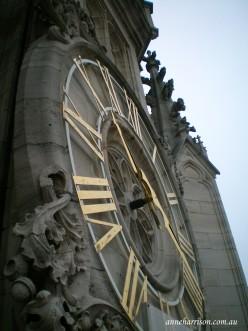 The clock face, Arras