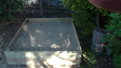 How To Cheaply Build  A Raised Garden Bed