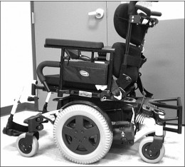 Wheelchair Securement for the Disabled