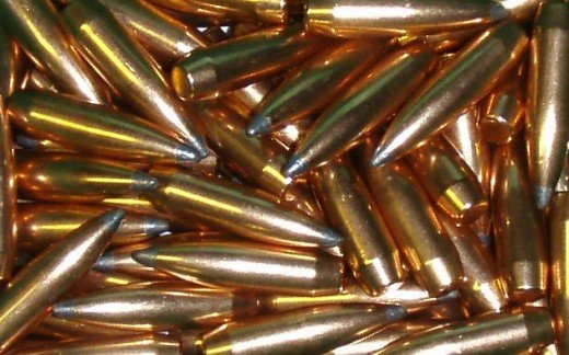 No, not these kind of bullets