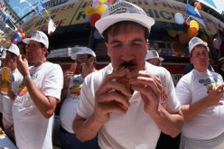 is Gluttony and Competitive Eating one of the same?