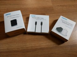 Choetech USB-C Cable & Adapters First Impressions