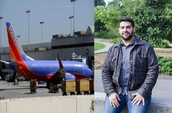 Muslim-like Arab Looking Airline Passengers