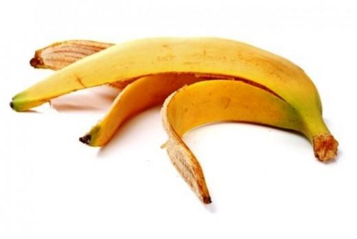 Banana Peel for Acne