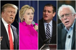 The Four Sons: 2016 Presidential Elections