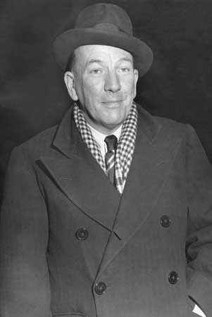 "Sir Noel Coward, playwright, actor, director is not to be confused with  a ""coward."""