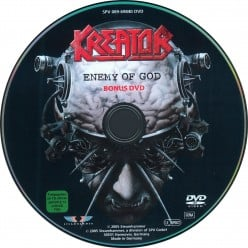A Review of the album Enemy of God by elite German thrash metal band Kreator