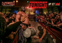 Lucha Underground Review: Through the Roof