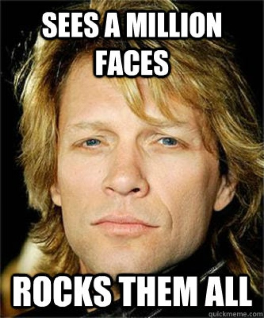 Funny Meme Bon Jovi : Lucha underground review through the roof hubpages