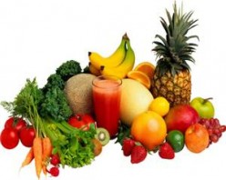 Do you recently crave fruits & vegetables more than having a craving for meats?