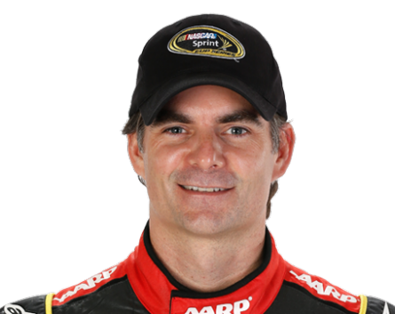Jeff Gordon. Again.