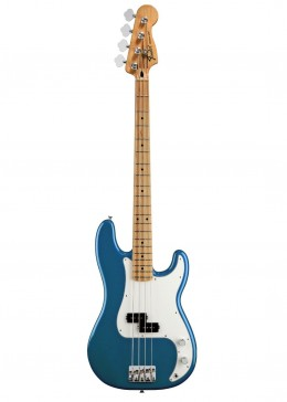 The Fender Precision Bass is a classic, but how does it compare to the Jazz Bass?
