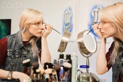 Girls use mascara and eyeliner to give them those gorgeous eyes we guys love.