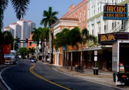 Downtown Fort Myers, Florida