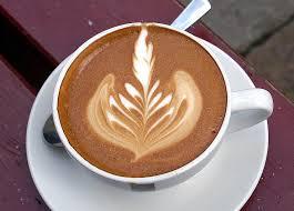 #4  Coffee Art