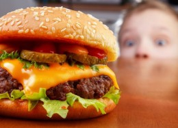 Fast food negatively affects all the systems of a human organism