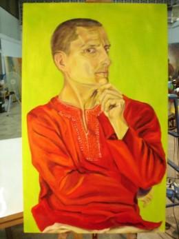 """""""Chadwick"""", artist"""