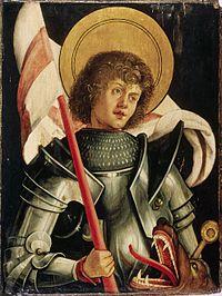 Saint George Portrait by Hans von Kulmbach, circa 1510