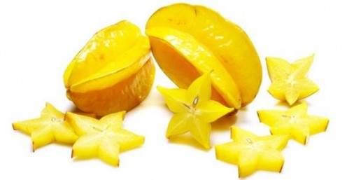 Star Fruit (formally known as carambola) is a very good source of healthy minerals.