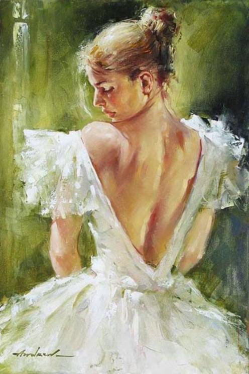 Andrew Atroshenko 1965 | Romantic impressionist painter | Tutt'Art@
