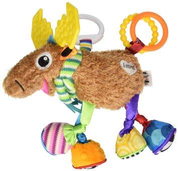 Lamaze Clip & Go Moose Mortimer