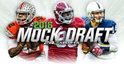 2016 Mock Draft of The National Football League