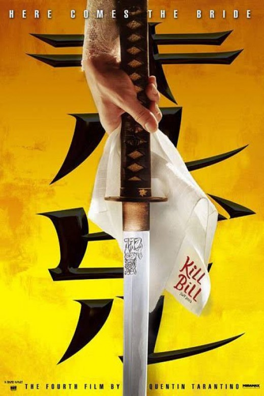 Kill Bill Movie Poster