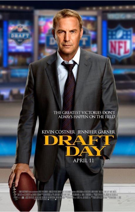 "Poster for ""Draft Day"""