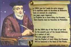 Nostradamus:  He Predicted and Prophesied