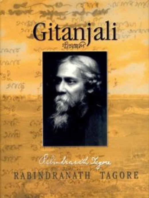 The great book 'GITANJALI'