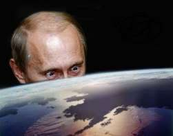 Who ever wins the Presidential election in November will still have to contend with Putin and Russia.
