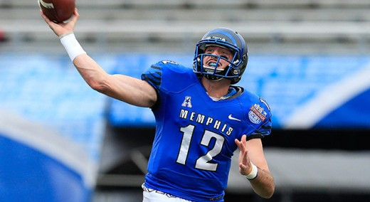 Former Memphis QB Paxton Lynch is expected to be drafted in the first round, but how high will he go?