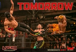 Lucha Underground Preview: Cage in a Cage